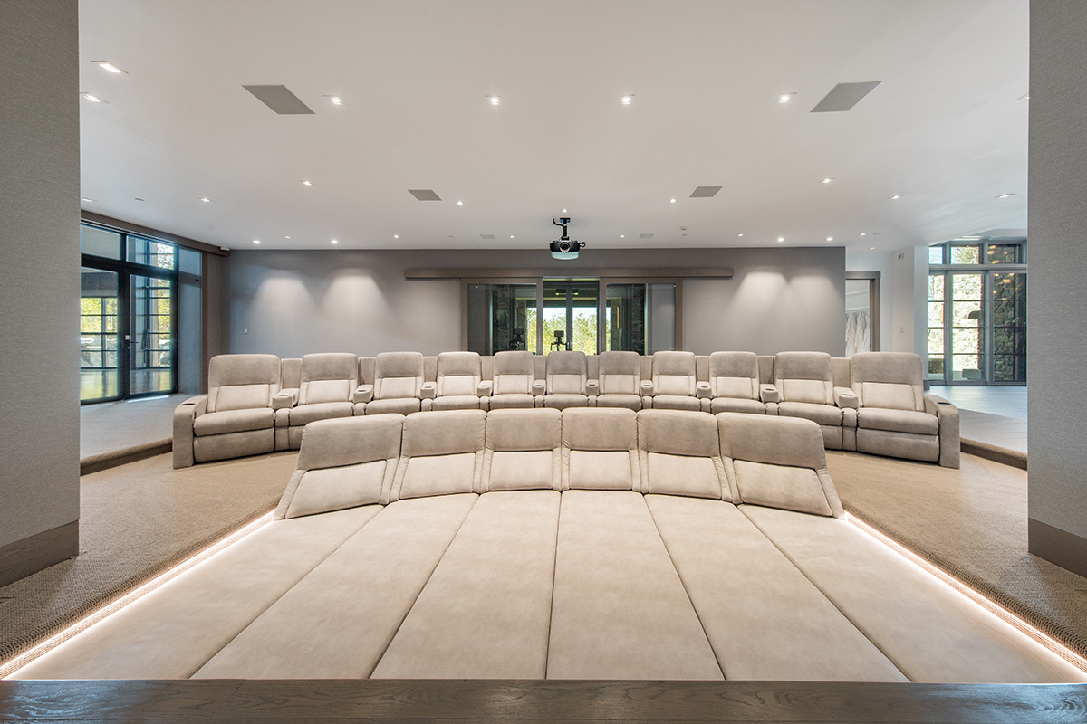 High-end home theater and home automation solutions in Utah